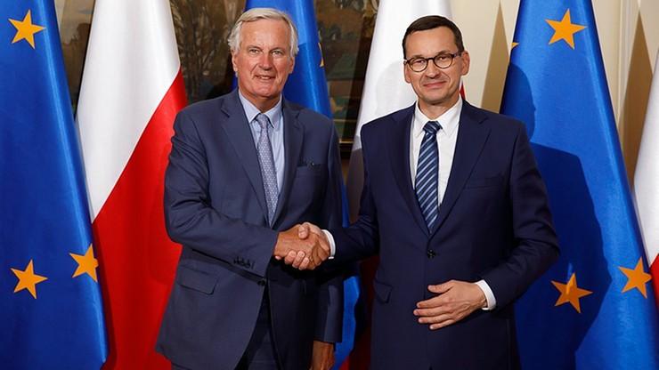 Morawiecki ws. brexitu: czekamy na konstruktywne i realne propozycje z Londynu