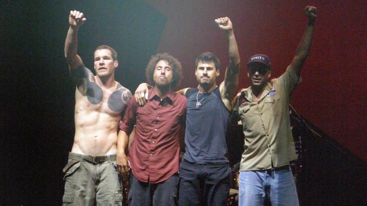Rage Against The Machine wracają na scenę. Jest lista koncertów