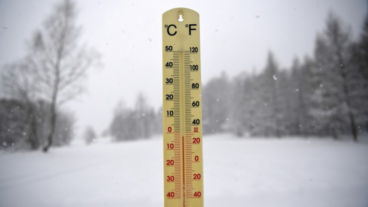 Mróz i zamiecie śnieżne. IMGW ostrzega