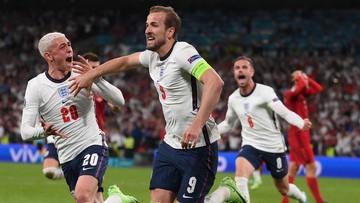 Euro 2020: Historyczny finał Anglii! Duńczycy skapitulowali w dogrywce