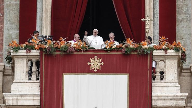 Papież: niech światło wielkanocne oświeci wszystkich rządzących