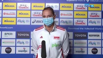 Zuzanna Efimienko-Młotkowska: Z Amerykankami nigdy nie gra się łatwo