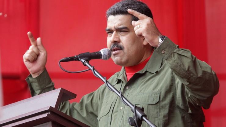 Prezydent Wenezueli zapowiada podniesienie płacy minimalnej o 40 proc.