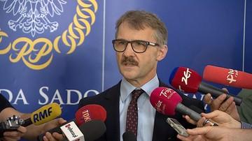 Przewodniczący KRS o wstrzymaniu orzekania nowego sędziego SN: to element ręcznego sterowania