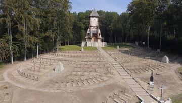 Cmentarz wojenny numer 123 Łużna-Pustki otrzymał Znak Dziedzictwa Europejskiego