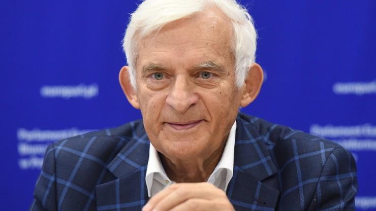 Buzek: w sprawie reparacji potrzebna jest wielka wstrzemięźliwość