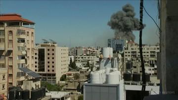 Amerykańska redakcja w Strefie Gazy ostrzelana przez Izrael. Biały Dom zabrał głos