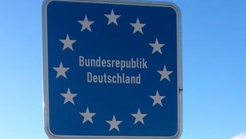 Niemcy zapowiadają wzmożone kontrole przyjezdnych