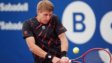 ATP w Monachium: Kamil Majchrzak nie zagra w turnieju głównym