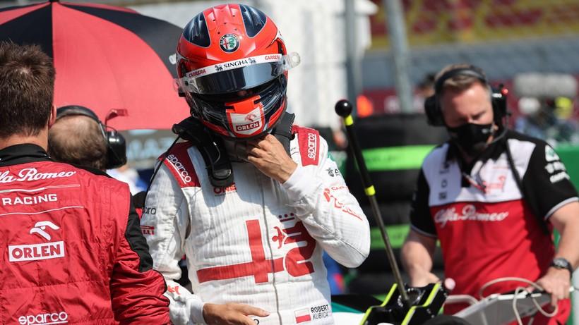 Robert Kubica zakończy sezon wyścigiem na Algarve International Circuit