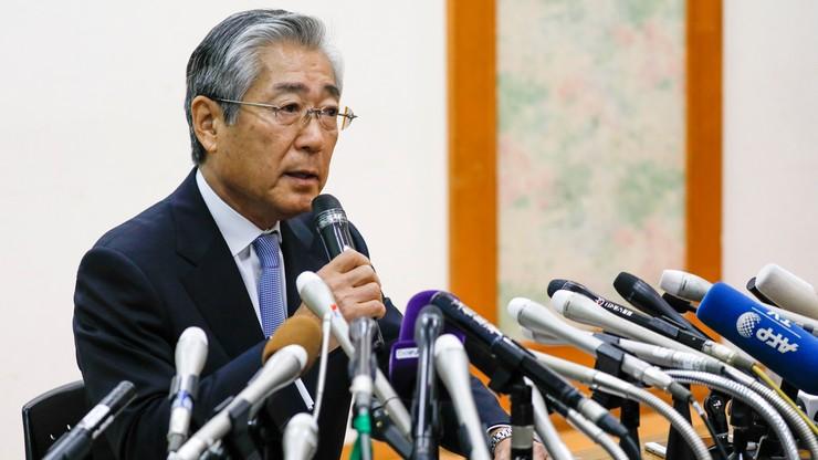 Prezes Japońskiego Komitetu Olimpijskiego ustąpi w czerwcu