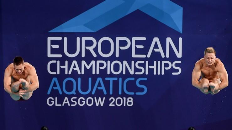 ME w pływaniu: Szóste miejsce polskiego duetu w skokach z trampoliny