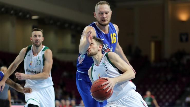 EBL: Arka Gdynia - BM Slam Stal. Transmisja w Polsacie Sport