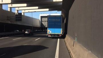 Polski kierowca ciężarówki ukarany mandatem w Holandii. Kwota robi wrażenie