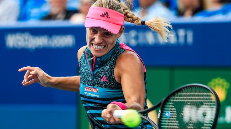 WTA w Cincinnati: Kerber i Stephens odpadły w 1/8 finału