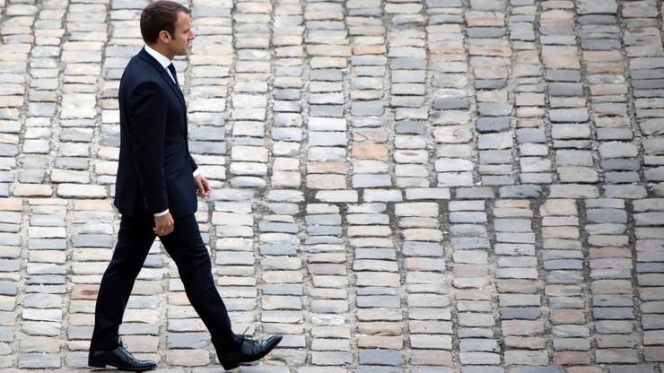 Planował zamach na prezydenta Francji. Odpowie za terroryzm