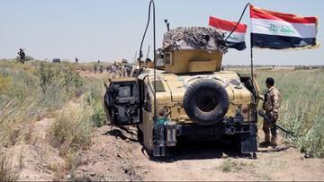 Irak: dowódca IS w Faludży zabity, trwają walki o miasto