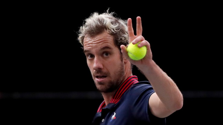 Puchar Davisa: Francuzi bez Gasqueta w finale
