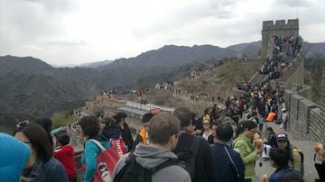 Cegła po cegle. Turyści rozkradają Wielki Mur, więc Chińczycy zaostrzają kontrole