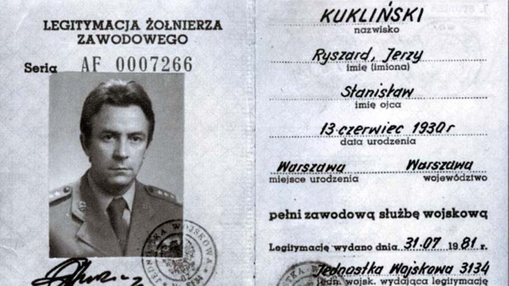 W USA zaprezentowano wystawę poświęconą płk. Ryszardowi Kuklińskiemu
