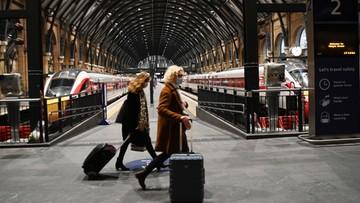 Francja: 48-godzinny zakaz wjazdu dla osób z W. Brytanii z powodu nowej odmiany SARS-CoV-2
