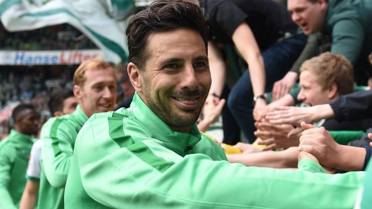 """""""Czwórka"""" dla Pizarro! Numer jak liczba kontraktów"""