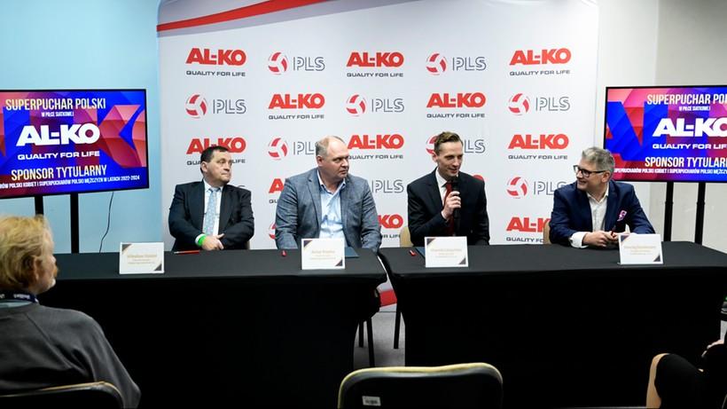 AL-KO Sponsorem Tytularnym Superpucharów Polski