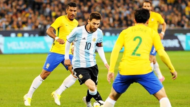 Starcie potęg dla Argentyny! Pudło roku Gabriela Jesusa