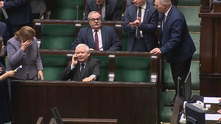 Kaczyński: czasem jestem zaskoczony wypowiedziami prezesa NBP, nie cieszą mnie