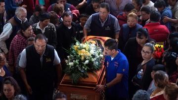 Meksyk: już 85 ofiar śmiertelnych wybuchu rurociągu