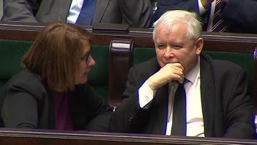 """Kaczyński nieobecny na expose szefa MSZ. Powodem """"niezbyt poważne problemy zdrowotne"""""""