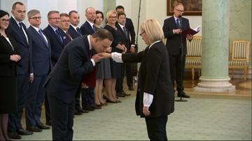 Prezydent powołał sędzię Julię Przyłębską na prezesa Trybunału Konstytucyjnego