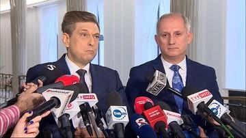 PO chce pilnego posiedzenia Sejmu ws. afery KNF i powołania komisji śledczej