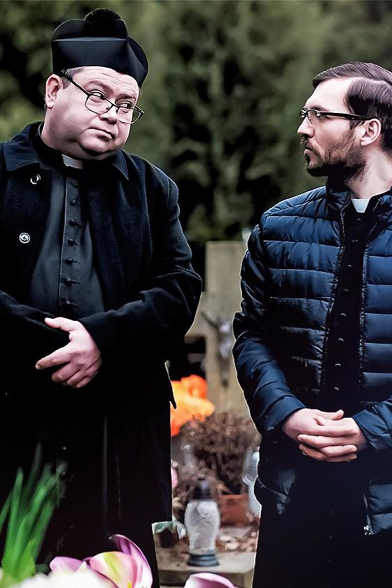 """""""Święty"""" - odcinek 120: Fałszywy kapłan odkrywa karty"""