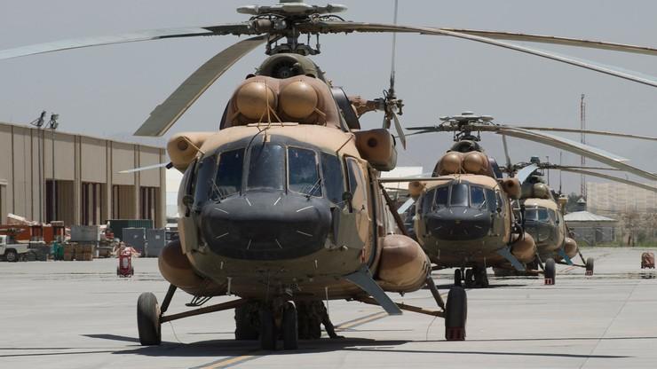 """Katastrofa helikoptera NATO. """"Powstrzymywał rosyjską agresję"""""""