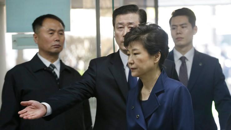 Była prezydent Korei Płd. aresztowana. Zarzuca się jej m.in. korupcję i płatną protekcję