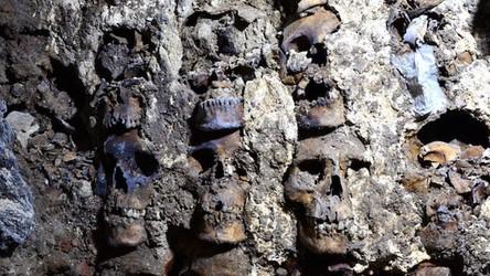Makabryczne znalezisko w Meksyku. Naukowcy natknęli się na wieżę z ludzkich ofiar