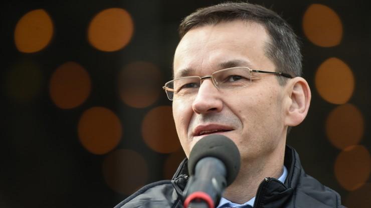 Morawiecki: podchodzimy bardzo krytycznie do nowych ustaleń UE ws. emisji CO2