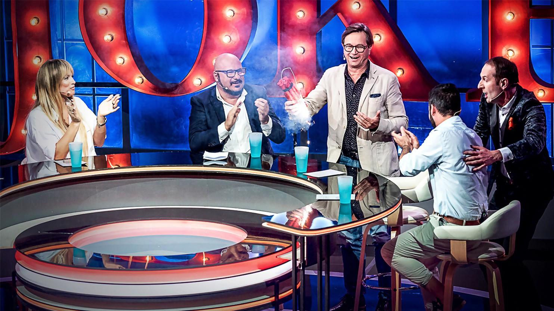 Joke Show - odcinek 6: Dynamit i bombowe żarty - Polsat.pl