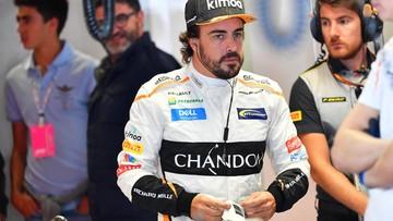 F1: Alonso opuścił szpital