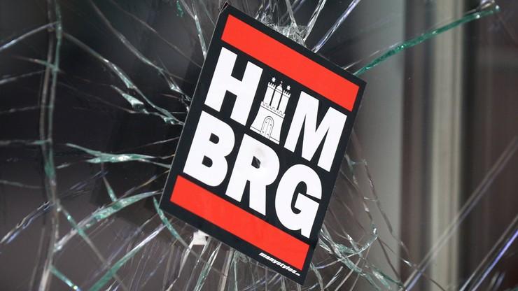 """""""Bild"""": 12 mln euro odszkodowań za szkody podczas zamieszek w Hamburgu"""