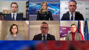 """Budowa rozlewni szczepionek ruszy w maju - wiceminister w """"Debacie Dnia"""""""