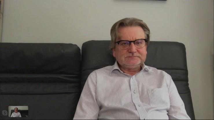 Jarosław Pinkas: epidemia jest pod kontrolą