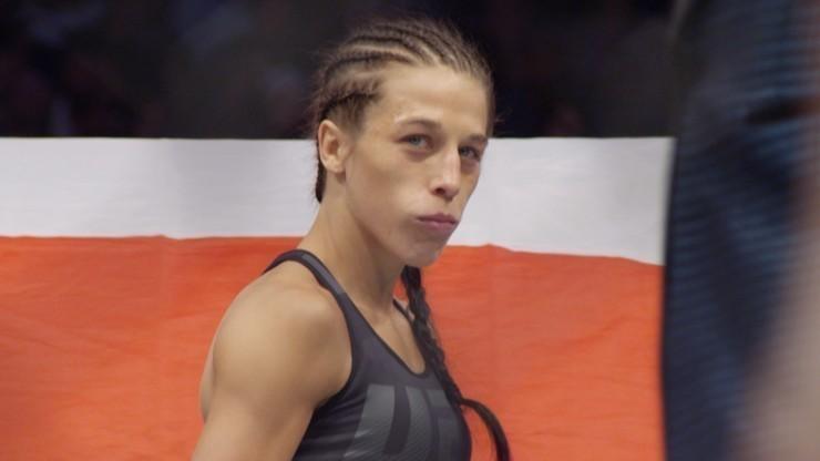 Walka Joanna Jędrzejczyk - Mackenzie Dern jako eliminator do walki o pas?