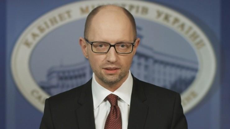 Ukraińscy posłowie zbierają podpisy pod wnioskiem o wotum nieufności dla premiera