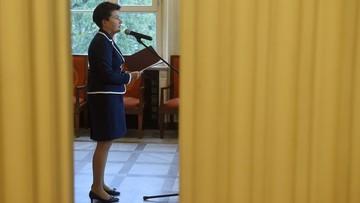 Kaleta: będzie doniesienie do prokuratury ws. grzywien Gronkiewicz-Waltz