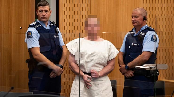 Nowa Zelandia: zamachowiec z Christchurch nie przyznał się do winy