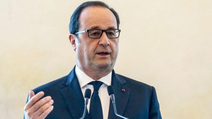 Hollande: Brexit  wymusi Unię Europejską różnych prędkości
