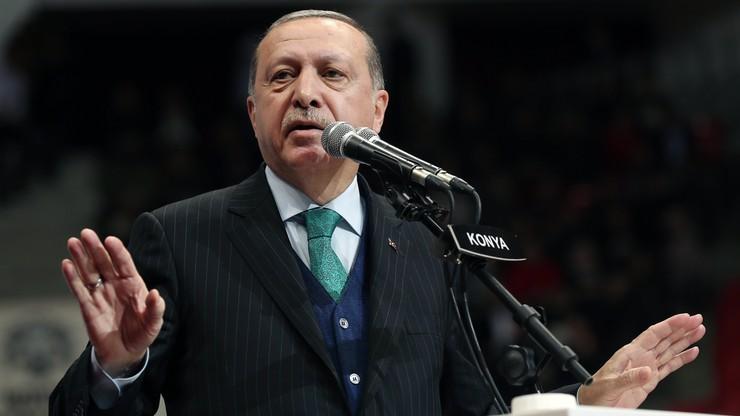 Erdogan planuje otwarcie ambasady w Jerozolimie Wschodniej