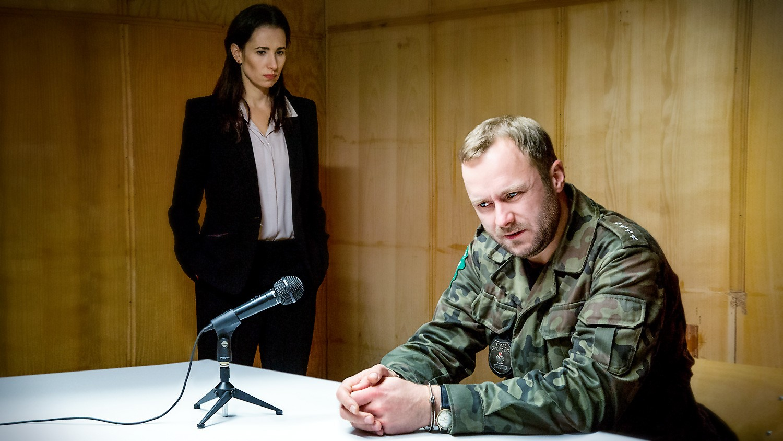 Wataha - odcinek 5: Tajemnicze morderstwo - Polsat.pl